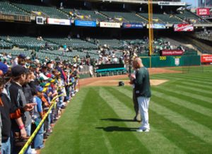 Oakland A's Home Run Reader Program-5
