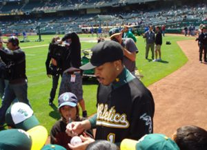 Oakland A's Home Run Reader Program-7