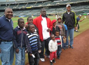 Oakland A's Home Run Reader Program-8