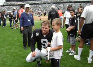 Oakland Raiders Game Day-8