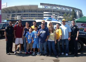 San Diego Chargers Game Day-1