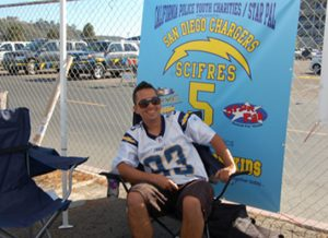 San Diego Chargers Game Day-4